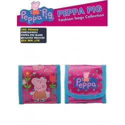 --PIG5223 PORTAFOGLI PEPPA...