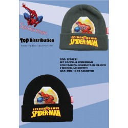 --S90231 CAPPELLO SPIDERMAN
