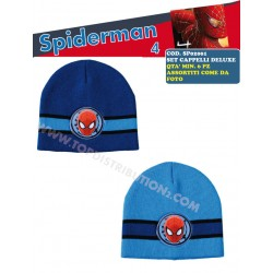--SP02001 CAPPELLO SPIDERMAN