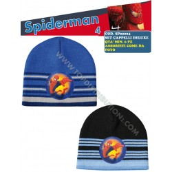 --SP02004 CAPPELLO SPIDERMAN