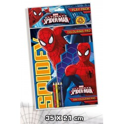 --SPPPK PACK SPIDERMAN PLAY