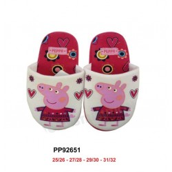 --PIG92651  PANTOFOLE PEPPA...