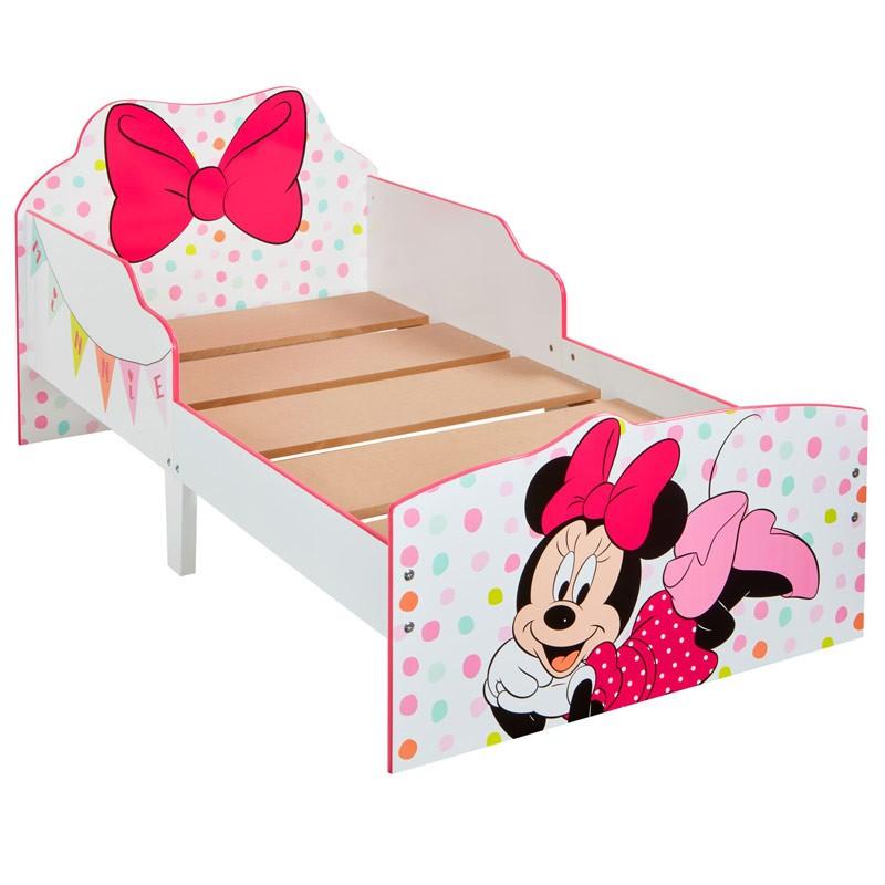 Letto Bambina.Letto Minnie Disney 140 X 70 Cm