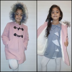 --AS6203 CAPPOTTO BAMBINA...