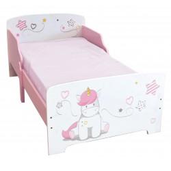 --UNI713044  letto in legno...