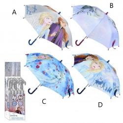 ombrello frozen automatico 42 cm