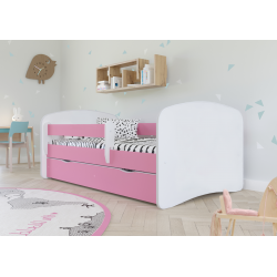 KO2 Letto bambina pink in...